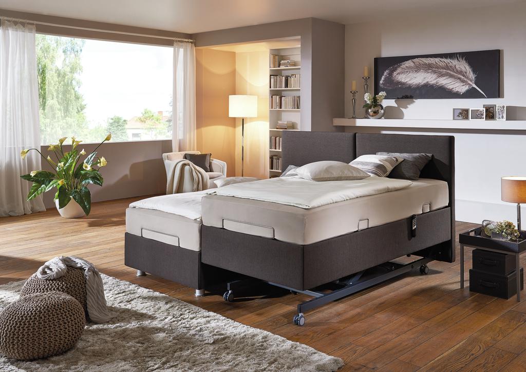 RAUMWELT räume neu erleben - Betten mit niveau