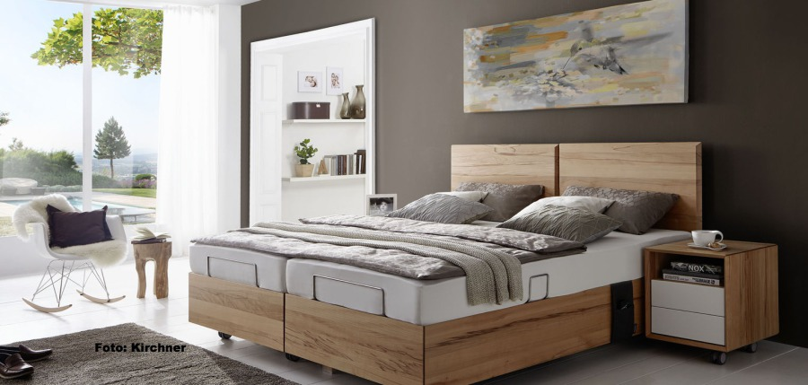 raumwelt r ume neu erleben betten mit komforth he. Black Bedroom Furniture Sets. Home Design Ideas